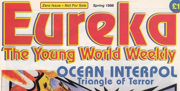 Eureka Logo A SNIP