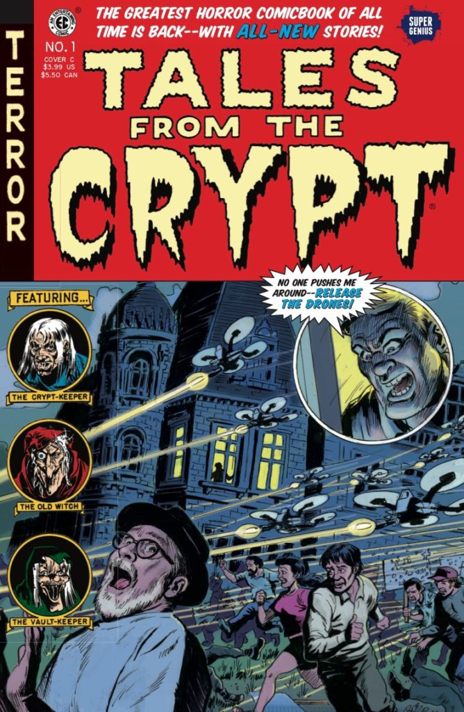 Tales from the Crypt #1 - Cover C