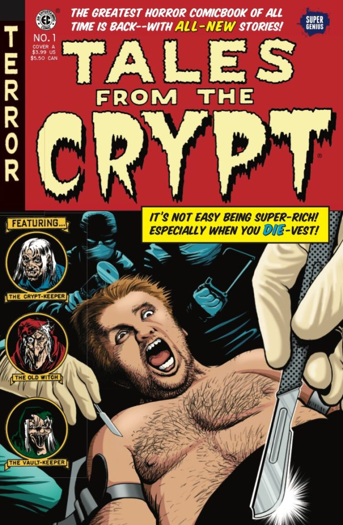 Tales from the Crypt #1 - Cover A