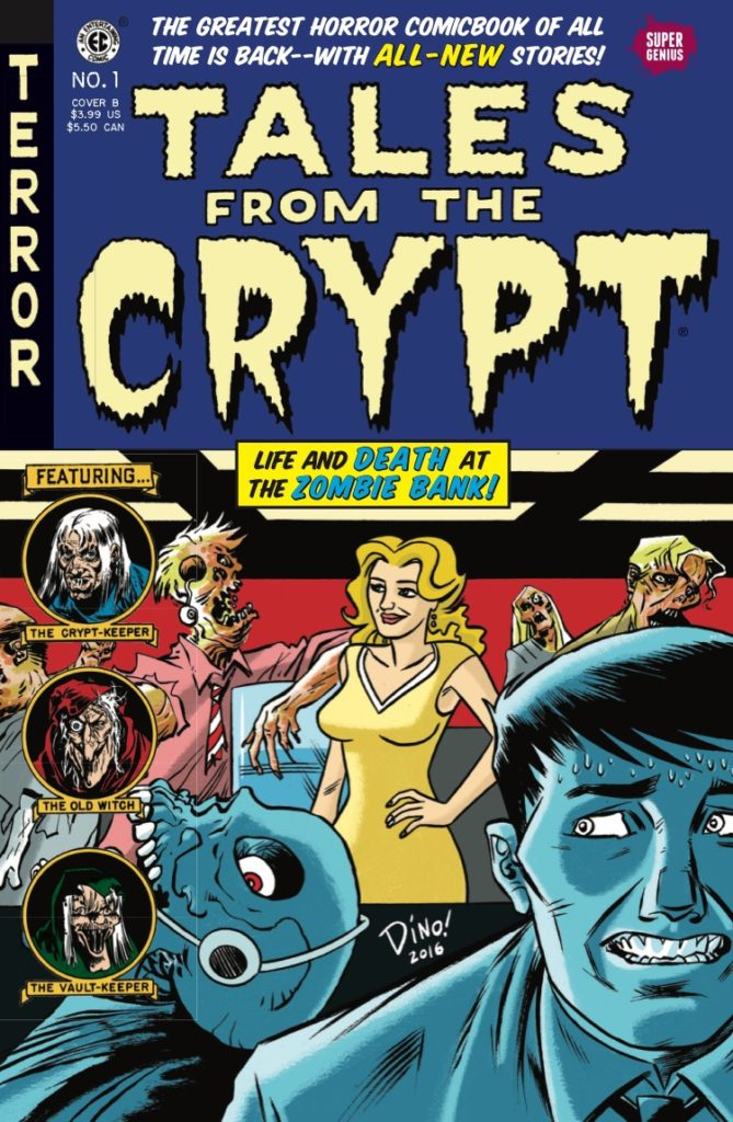Tales from the Crypt #1 - Cover B