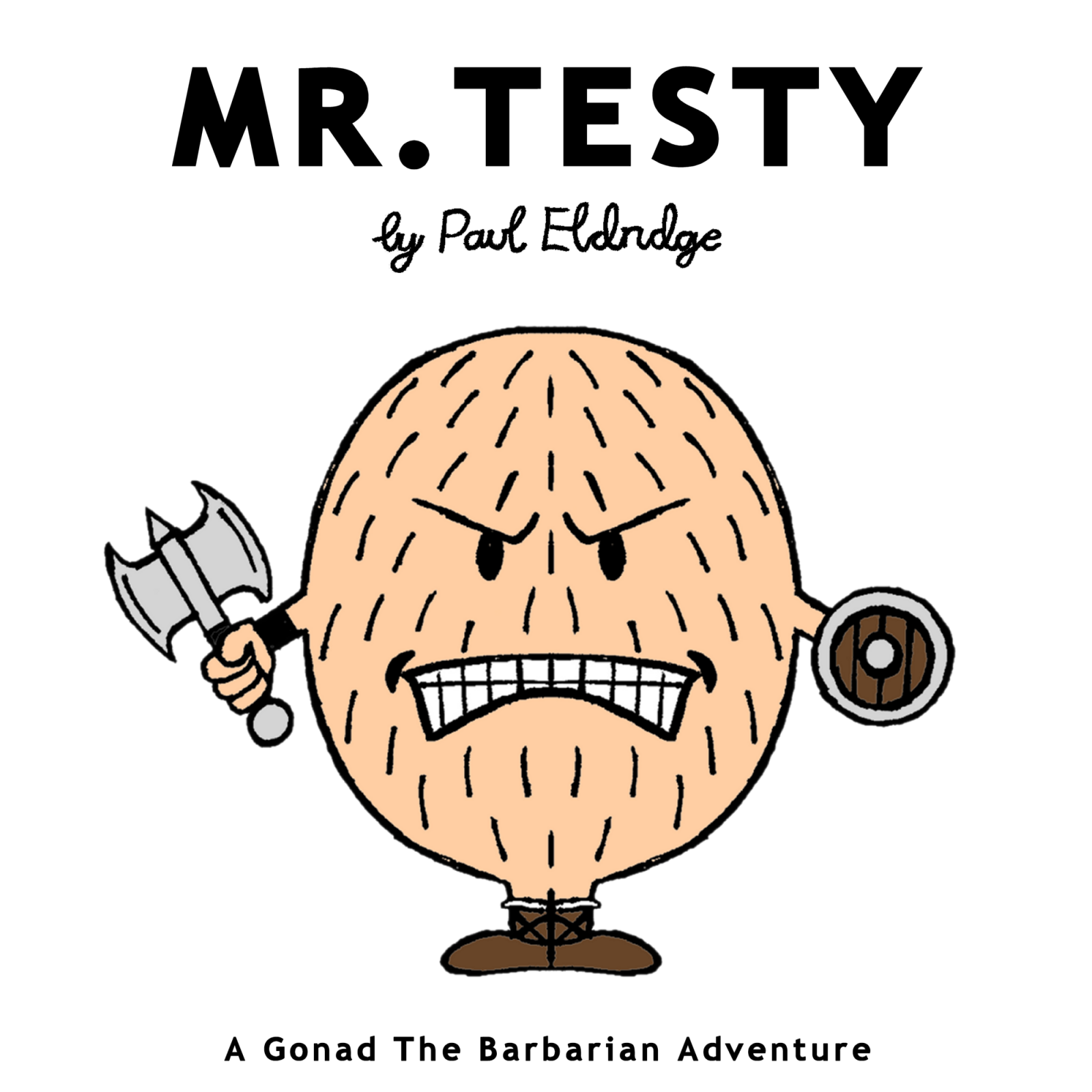 Mr. Testy by Paul Eldridge