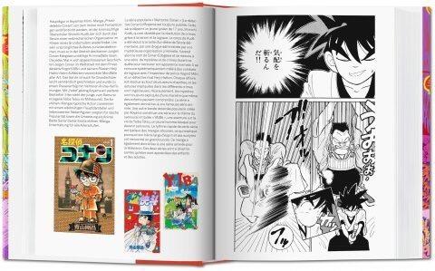 100 Manga Artists - Sample Spread 2