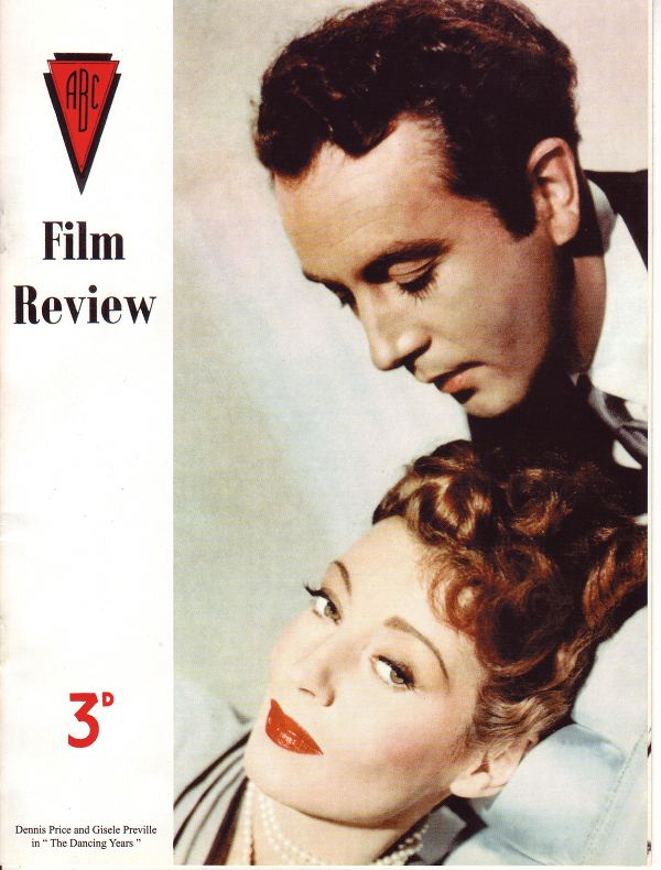 ABC Film Review - 1950 Cover