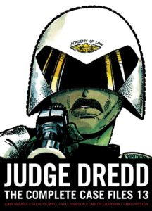 Judge Dredd Case Files 13 (US edition)