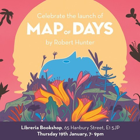 Map of Days Launch Event