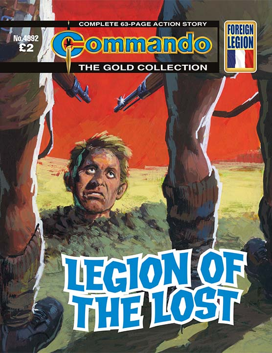Commando 4992 – Legion of the Lost