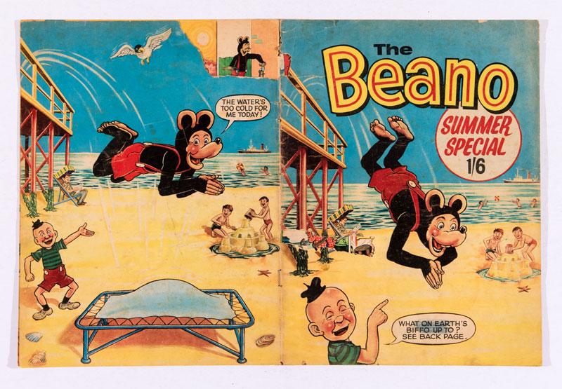 Beano Summer Special (1967)