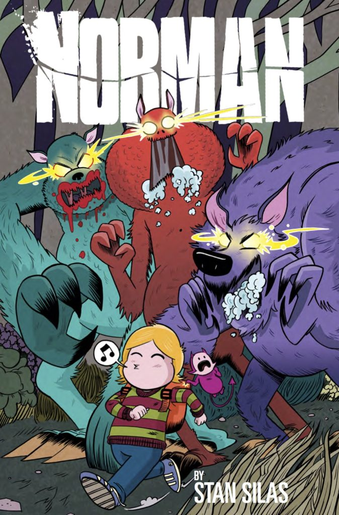 Norman #2.3 - Cover A