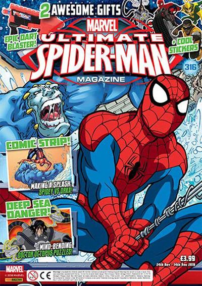 Ultimate Spider-Man 316