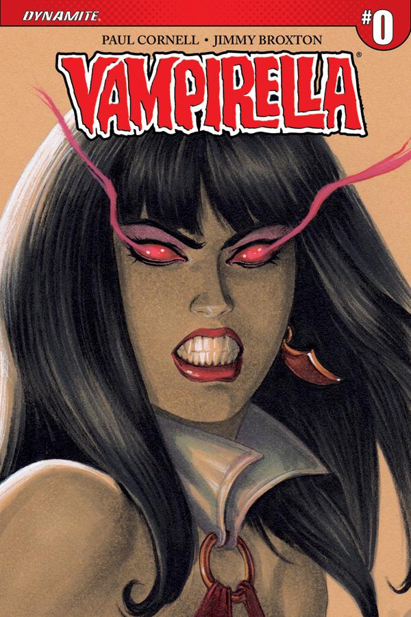 Vampirella #0 Cover Variant