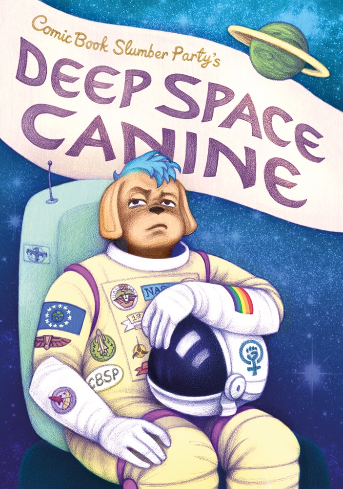 Dep Space Canine - Cover