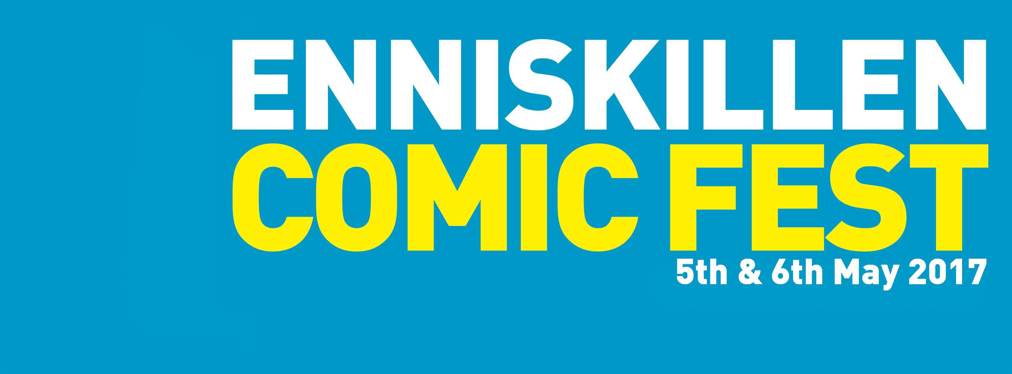 Enniskillen Comic Fest 2017