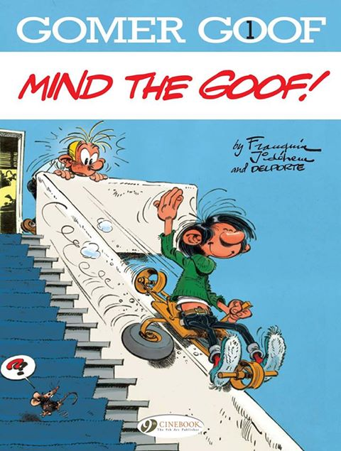 Gomer Goof: Mind the Goof
