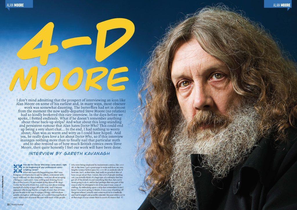 Vworp Vworp Volume 3 - Alan Moore