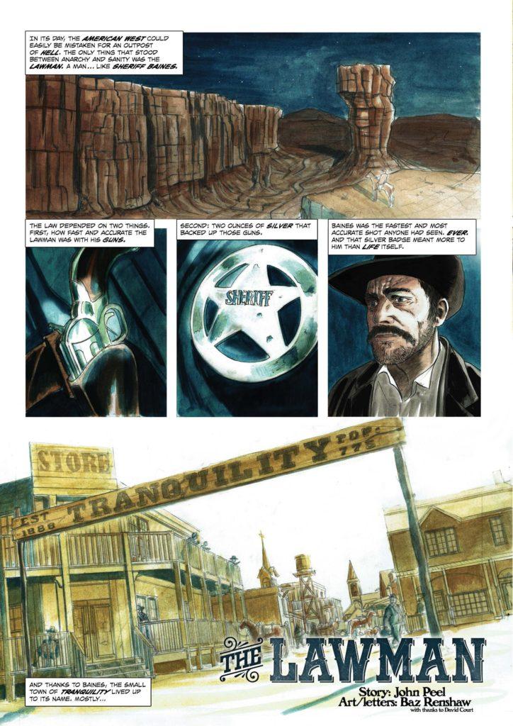 Vworp Vworp Volume 3 - The Lawman