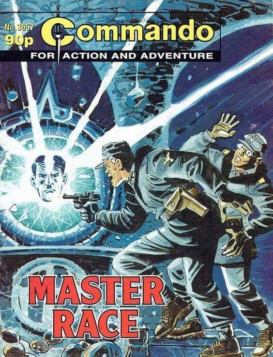 Commando 3657 - Master Race