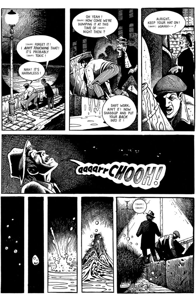 100% Biodegradable Issue 16 - Switchblade