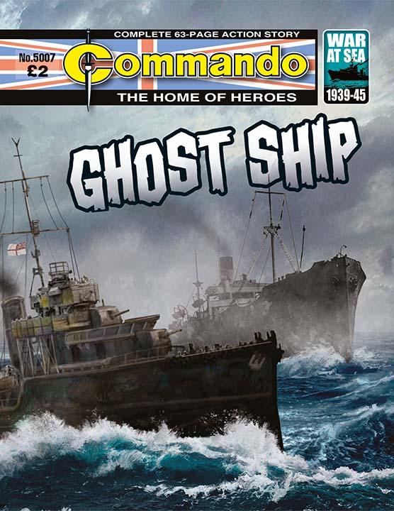 Commando Issue 5007: Ghost Ship