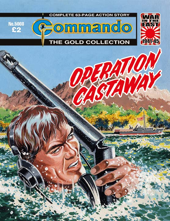 Commando Issue 5008: Operation Castaway