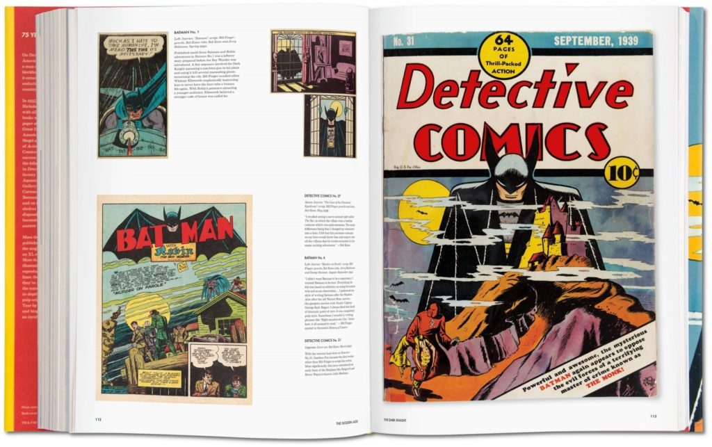 75 Years of DC Comics: The Art of Modern Mythmaking - Sample 2