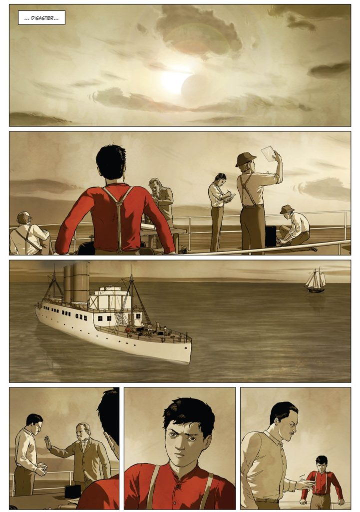 The Adventures of John Blake: The Mystery of the Ghost Ship - S4
