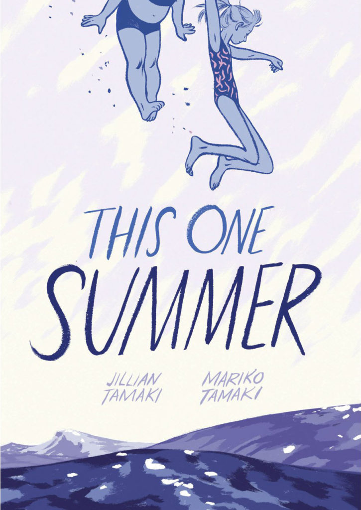 This One Summer - Cover