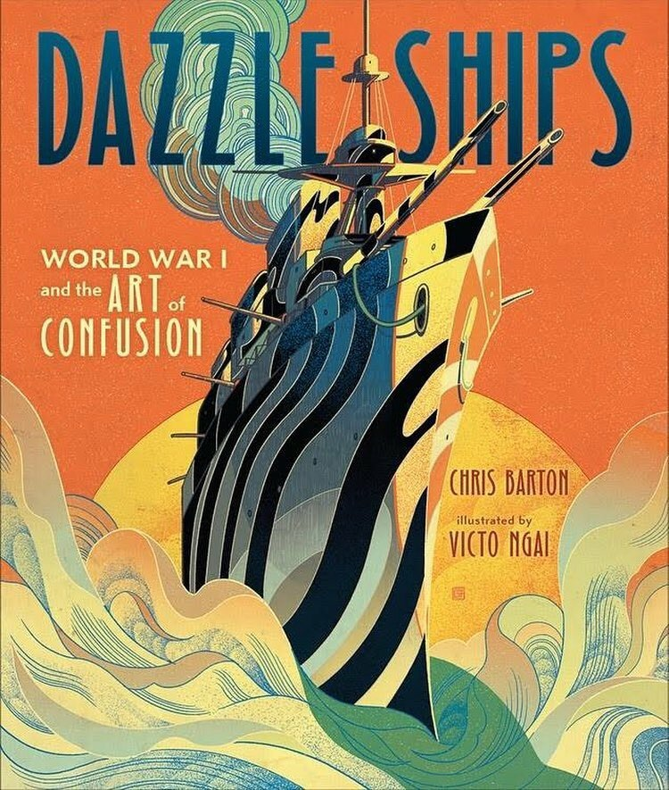 Dazzle Ships and the Art of Confusion - Cover