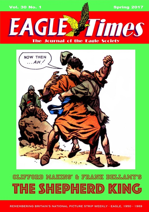 Eagle Times Volume 30 Number One