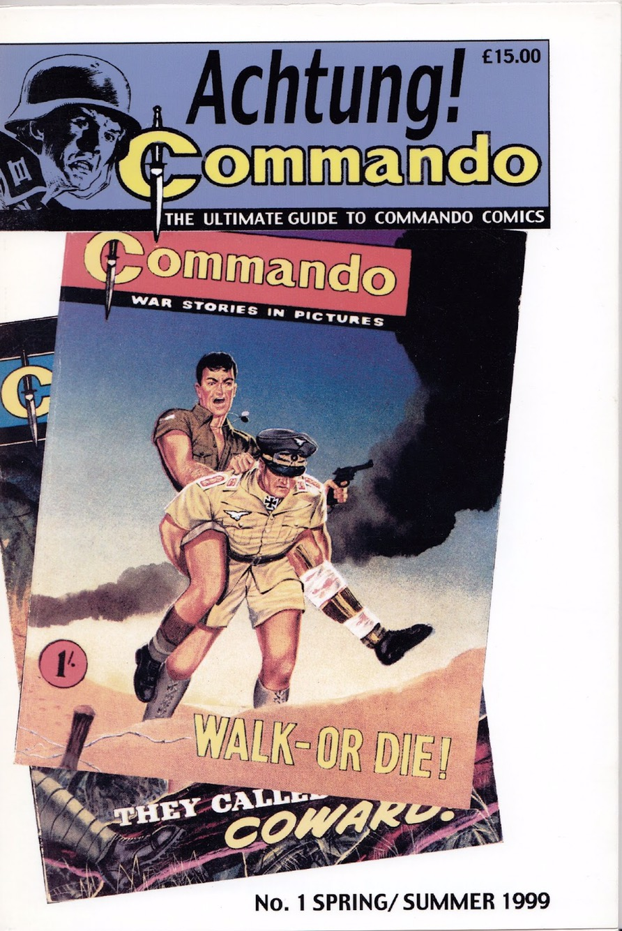 Achtung! Commando Issue One