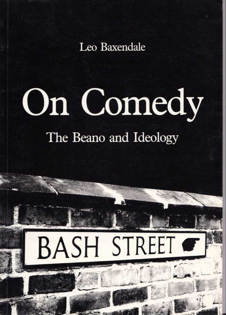 On Comedy: The Beano and Ideology