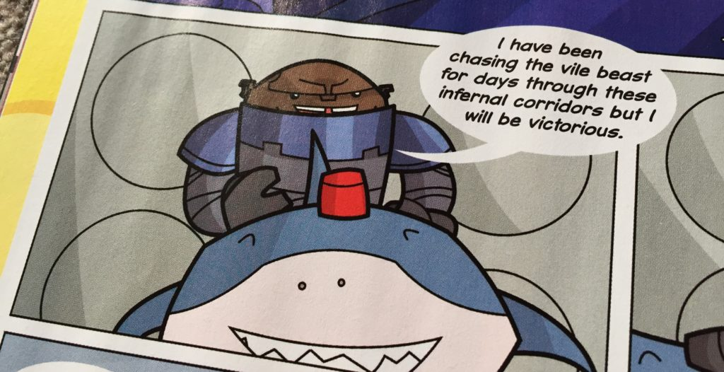 Doctor Who Adventures Issue 23 - The Adventures of Strax and The Time Shark