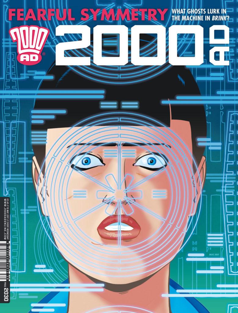 2000AD Prog 2030 - Cover