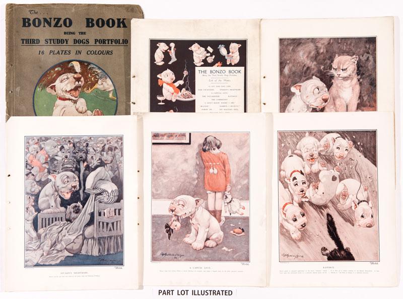 The Bonzo Book (1922)