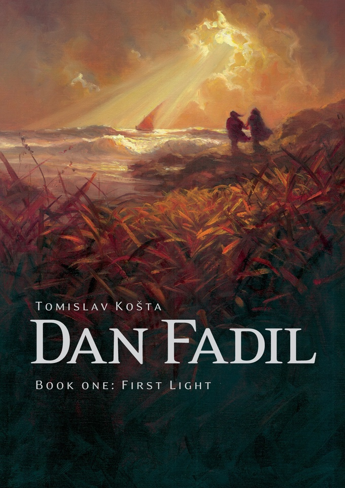Dan Fadil: First Light - Cover