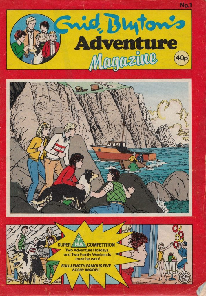Enid Blyton Adventures Issue One