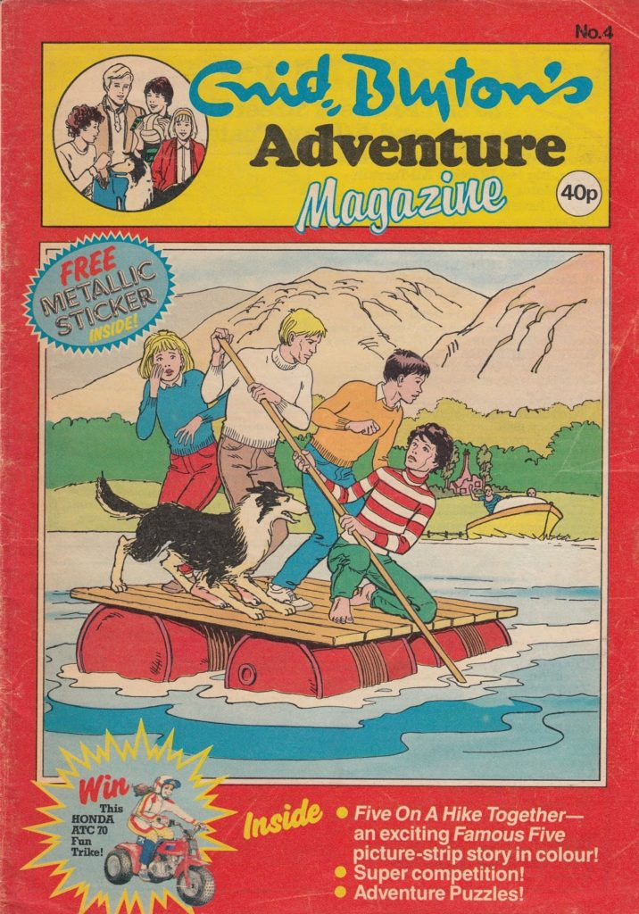 Enid Blyton Adventures Issue Four