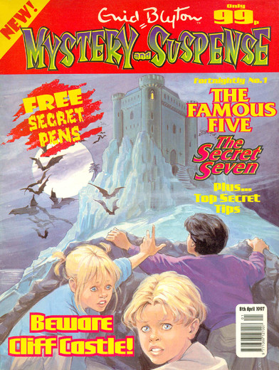 Enid Blyton Mystery and Suspense Issue One