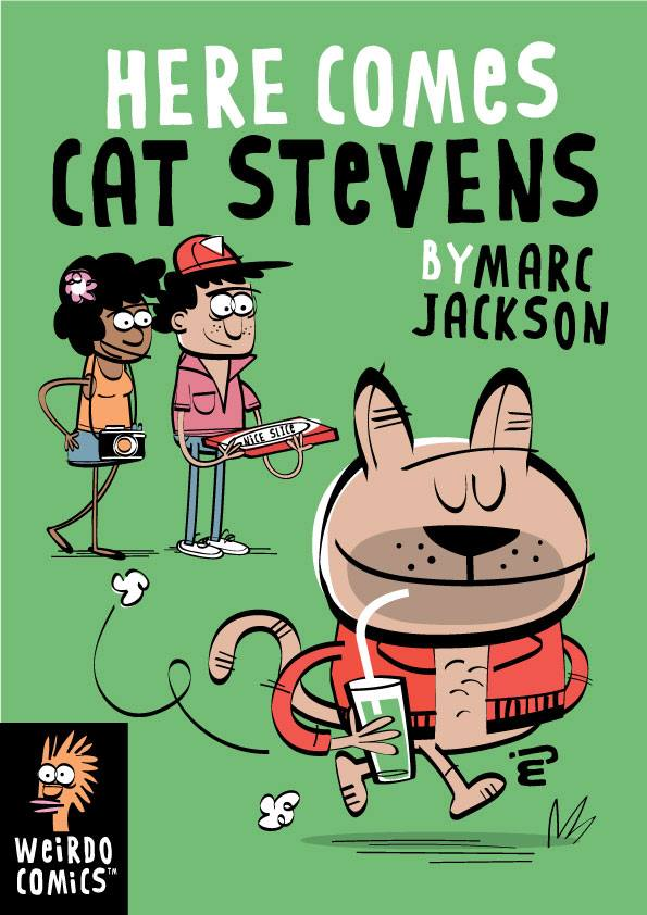 Here Comes Cat Stevens by Marc Jackson