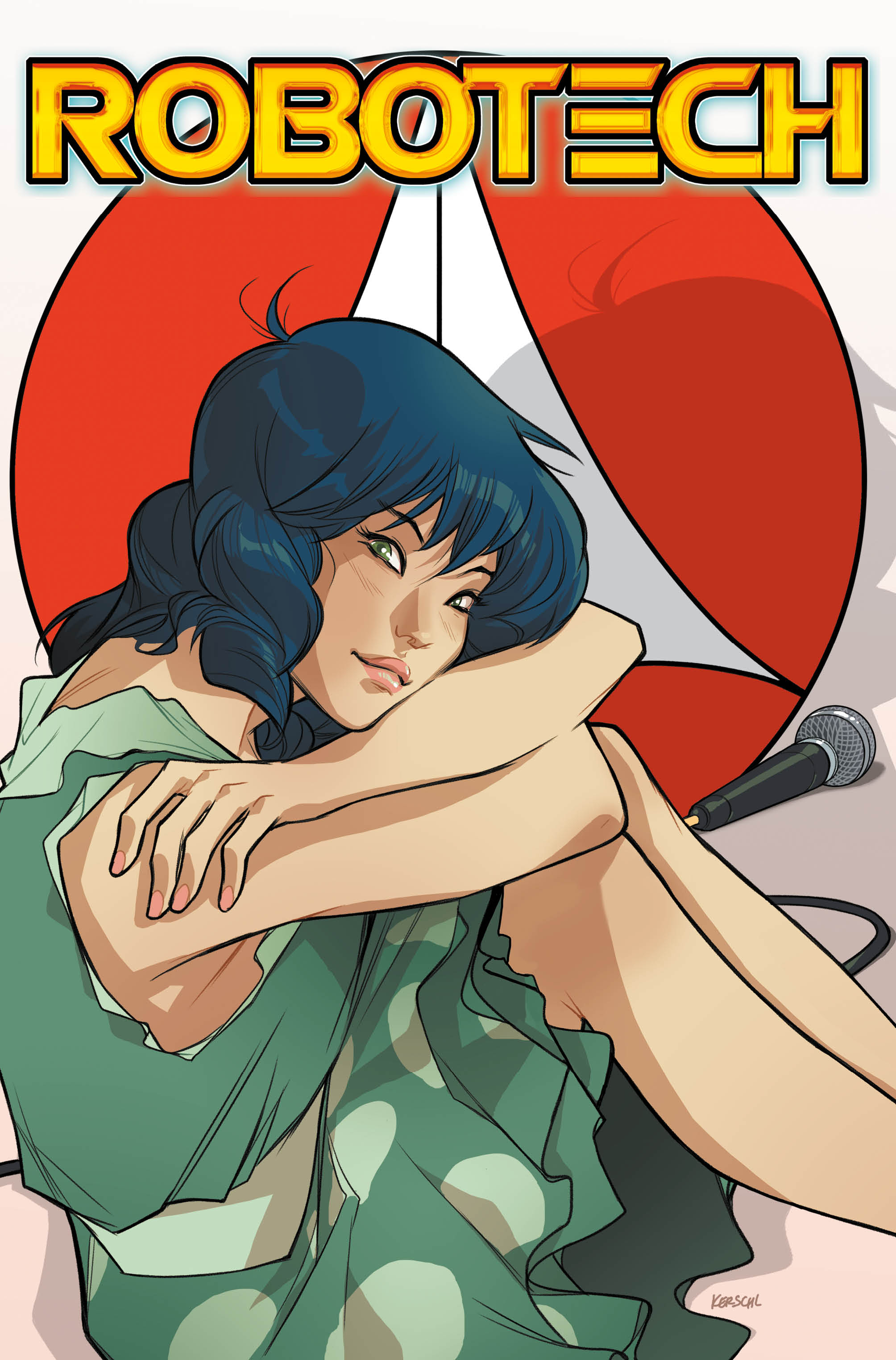 ISSUE 1 - COVER G: LYNN MINMEI VARIANT (1:10 INCENTIVE)