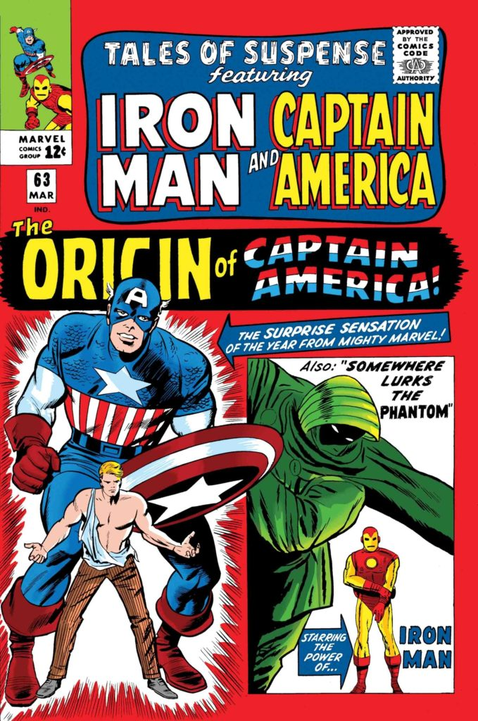 True Believers: Kirby 100th – Captain America #1