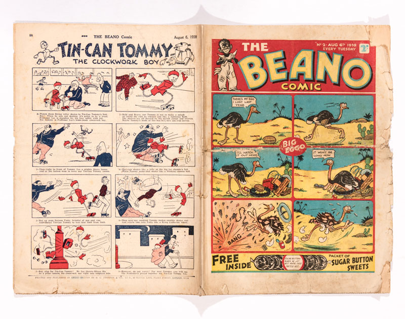 Beano Issue Two