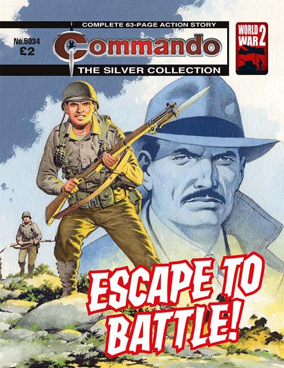 Commando 5034: Silver Collection - Escape to Battle