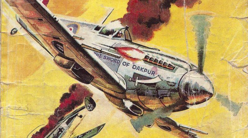 Commando Issue 199 – The Silver Spitfire