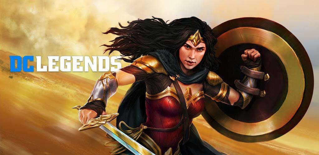 DC Legends - Wonder Woman Promo