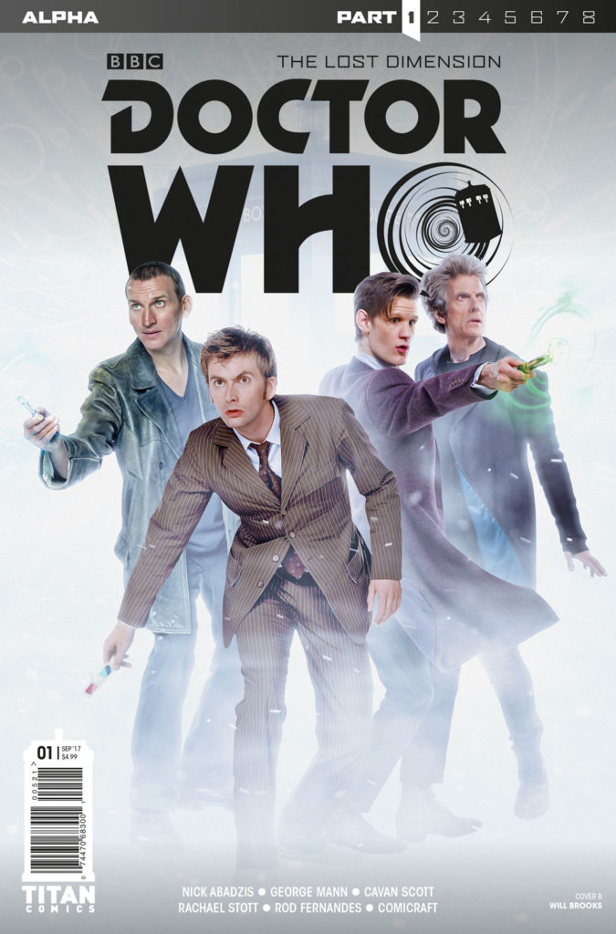 Doctor Who: The Lost Dimension - Alpha B: Photo 