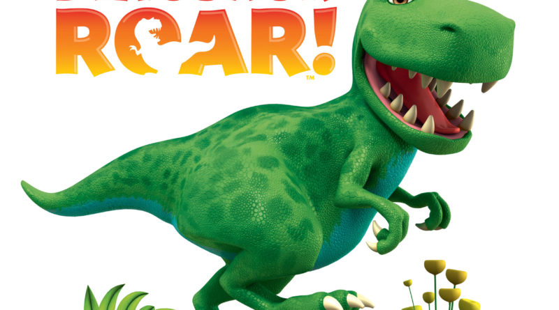 World of Dinosaur Roar Promotional Image