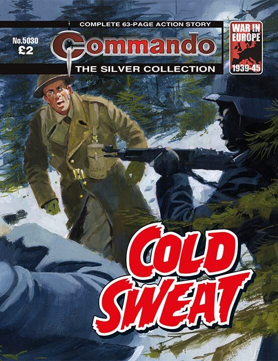 Commando 5030 - Cold Sweat