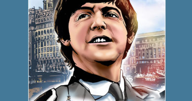 """ROK Comics has previously published a """"Beatles Story"""" audio comic, but what happens when a company's license lapses and the digital comic is no longer on sale?"""