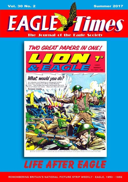 Eagle Times Volume 30 Issue 2 - Cover