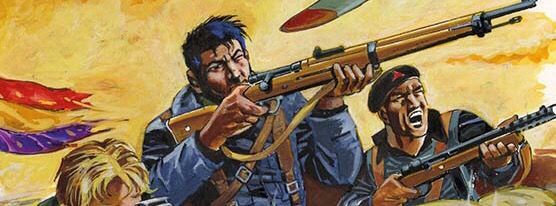 Commando 5041: Action and Adventure - The Reporters! SNIP